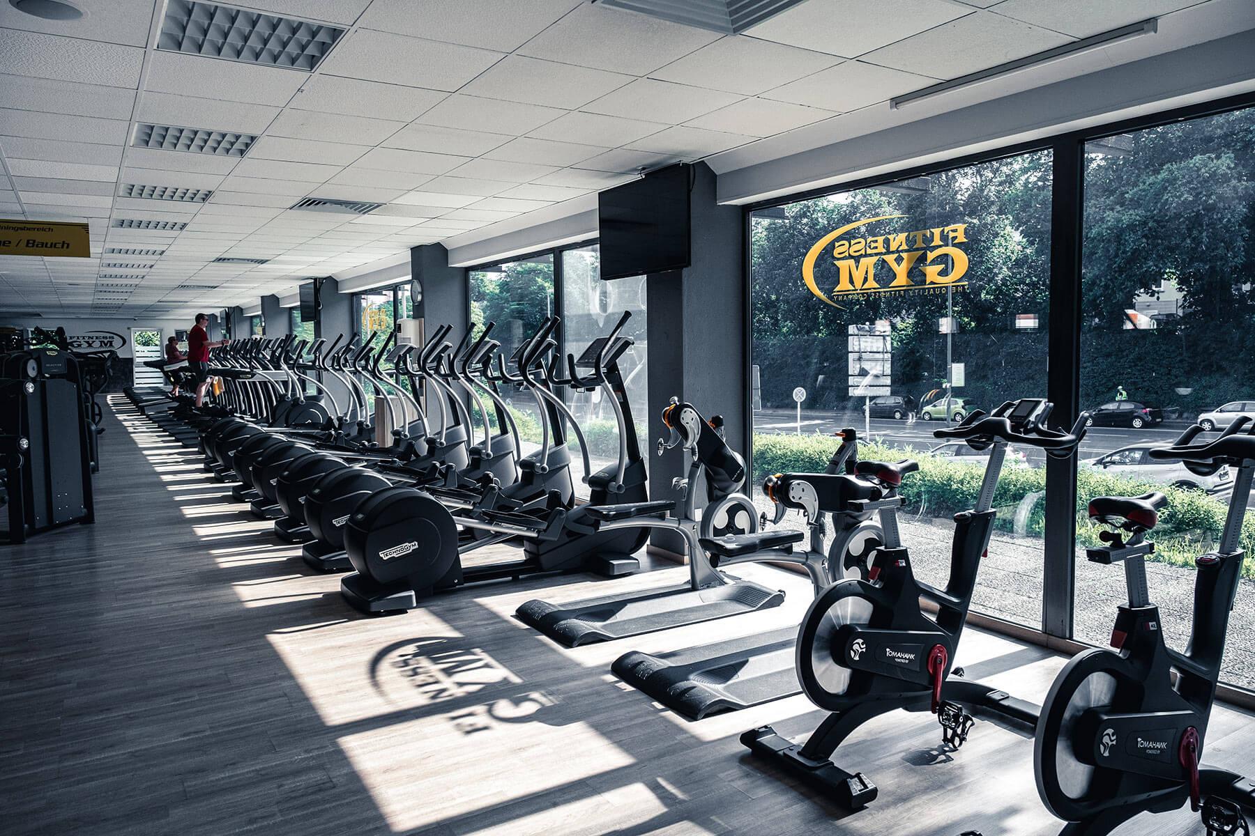 fitness gym lüdenscheid cardio geräte wellness