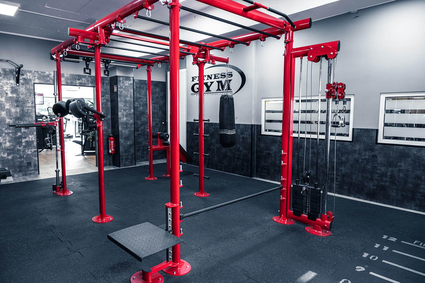 fitness gym lüdenscheid functional training