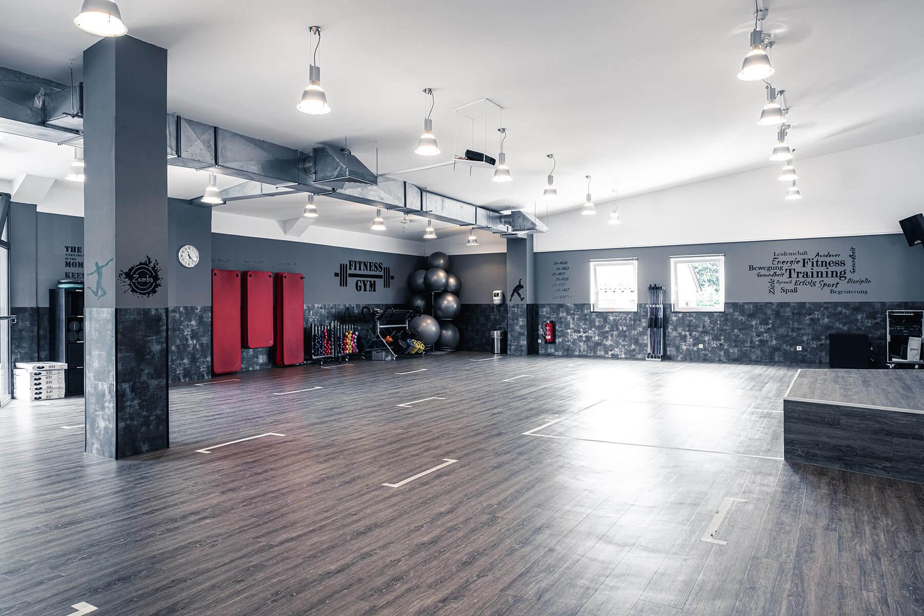 fitness gym lüdenscheid kursraum
